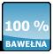 100 % Bawełna